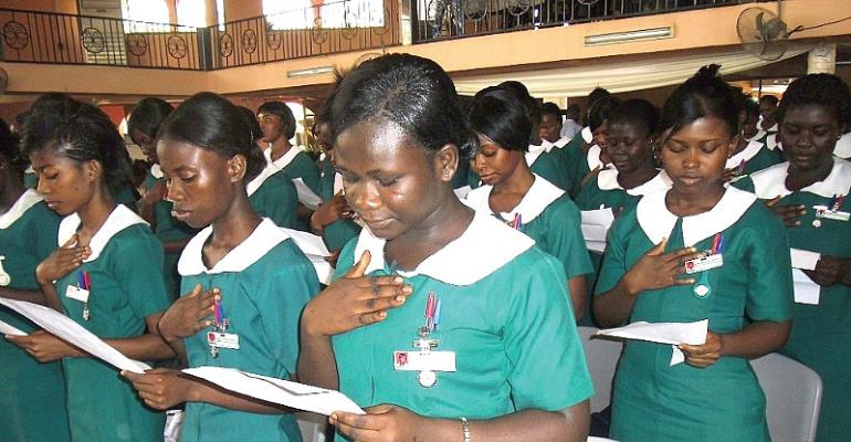 The Told And Untold Stories Of Nurses In Ghana After Few Years Of Practice: The Journey So Far