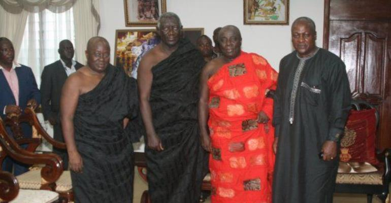 Ghanaians in Hamburg Plans One-Week celebration for the Late President Mills