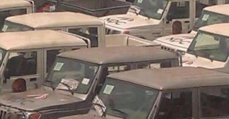 BNI picks up Managing Director in connection with pictures of NDC-branded vehicles