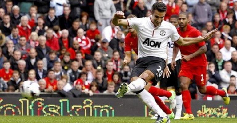 Liverpool 1 - 2 Man Utd