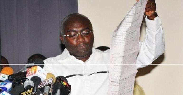 Bawumia Fires Back – Publish $1bn Eurobond Details