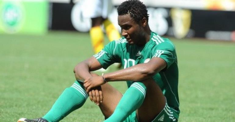 AFCON 2013 Qualifer: Keshi to snub Mikel for Liberia clash