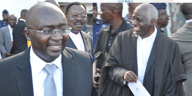 AMERI deal: Gov't swindling Ghanaians – Bawumia