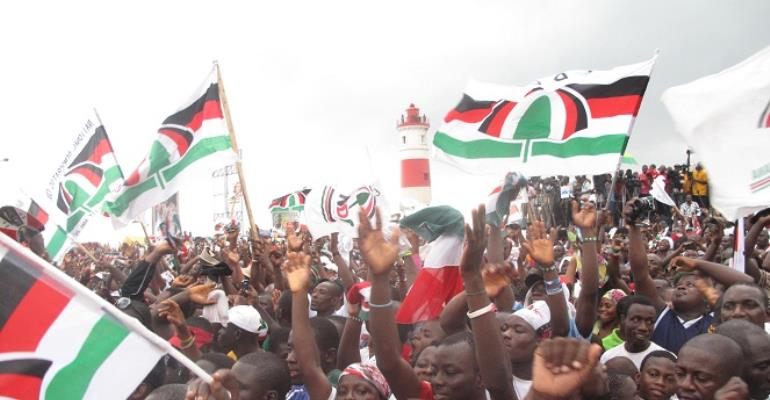 The NDC Ideological Institute Is A Militia Training Centre!