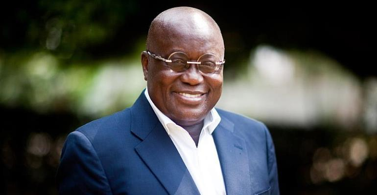 His Excellency Nana Addo Dankwa Akufo-Addo
