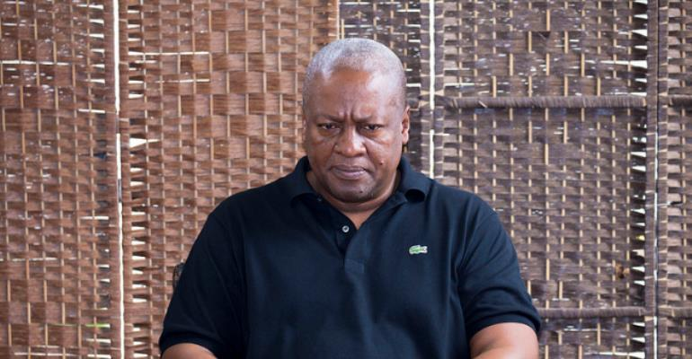 Mahama's mother to be buried today