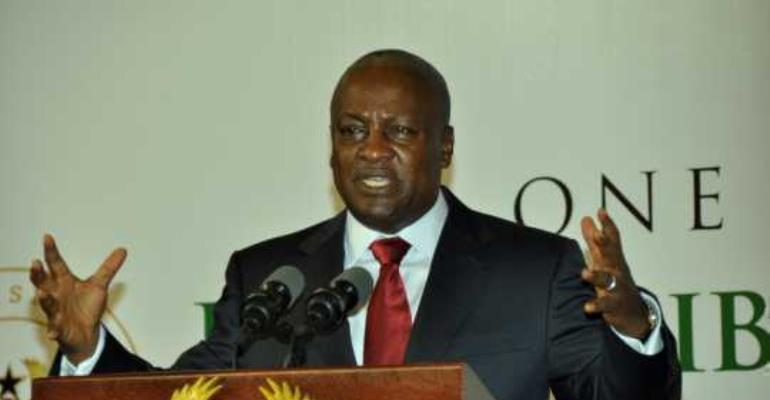 Kick Out NDC Incompetence And Thievery