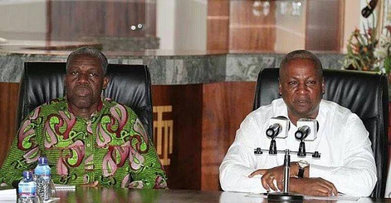 Generations Must Know: How NDC Shattered Ghana's Dreams (I)