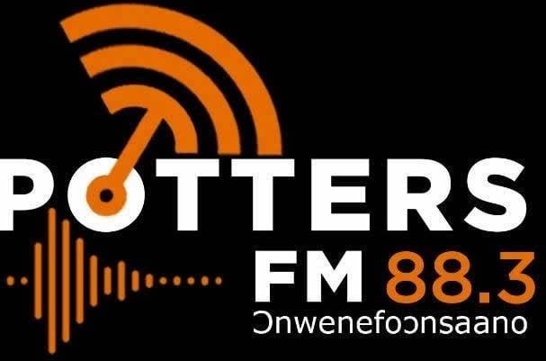 Potters Fm logo