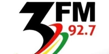 3 Fm 92.7 logo