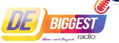 De Biggest Radio Gh logo