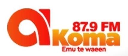 Akoma Fm 87.9 logo