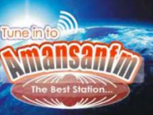 Amansan FM UK logo