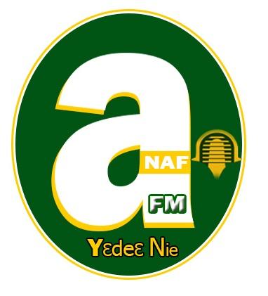 Anaf Fm logo