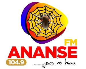 Ananse 104.9 Fm logo
