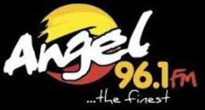 Angel 96.1 FM logo