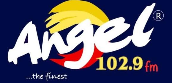 Angel 102.9 FM Accra logo