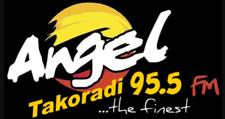 Angel FM Takoradi logo