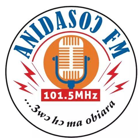 Anidaso 101.5 Fm logo