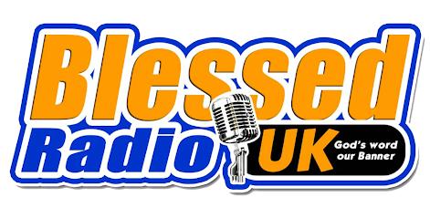 Blessed Radio UK logo