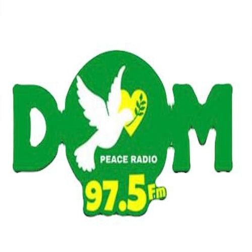 Dom Peace Radio logo