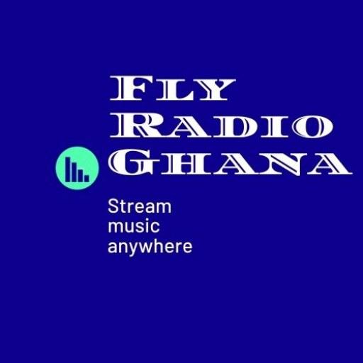 Fly Radio Ghana logo