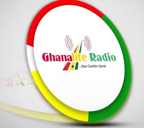 Ghana Life Radio logo