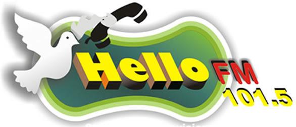 Hello FM 101.5 logo