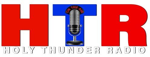 Holy Thunder Radio logo