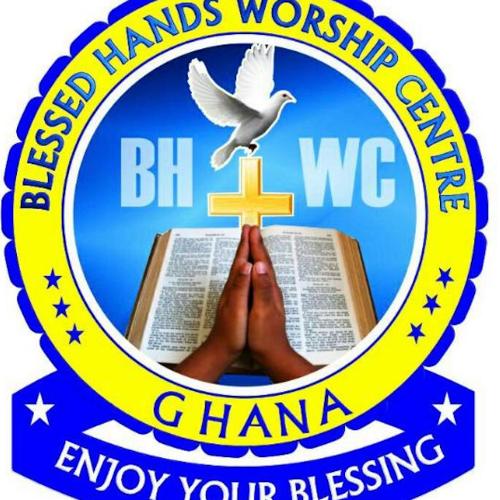 Blessed Hands W. Radio logo