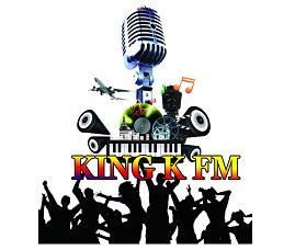 King K Fm logo