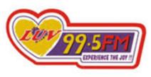 Luv 99.5 Fm logo