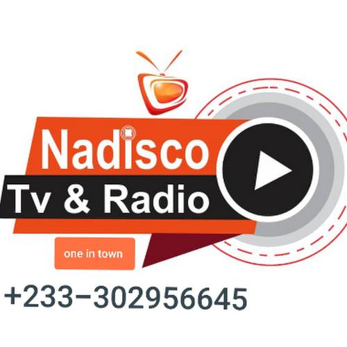 Nadisco Radio logo