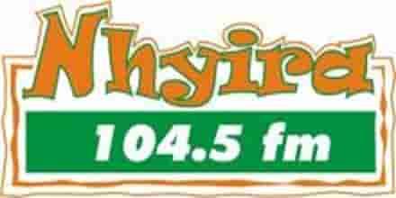 Nhyira 104.5 Fm logo