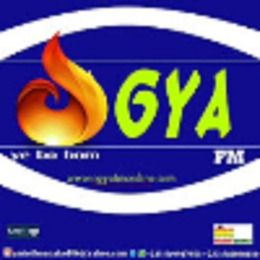 Ogya Fm logo