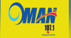 Oman 107.1 Fm logo