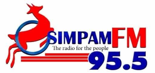 Osimpam Fm 95.5 logo
