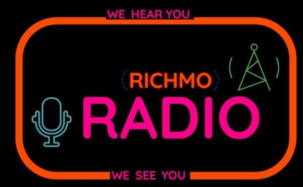 Richmo Radio logo