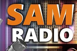 Sam Radio logo