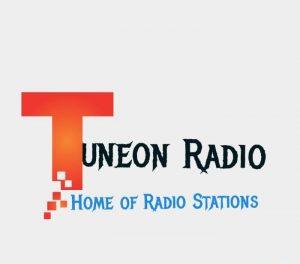 Tuneon Radio logo