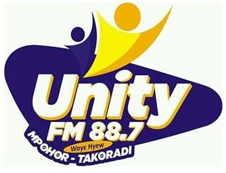 Unity 88.7 Fm logo