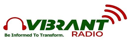 Vibrant Radio logo