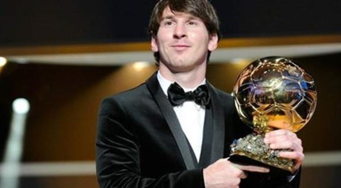 Although Messi is the highest-paid player in the game, he maintains that money has never motivated him.