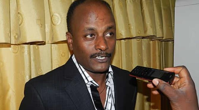 Mr. Michael Yared, Ethiopia's Area Manager-Ghana