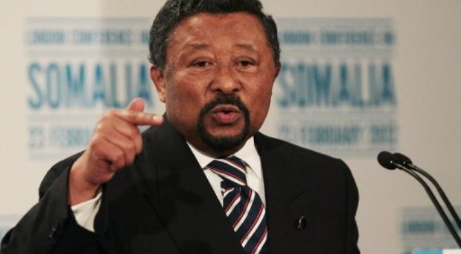 Chairperson of the Commission of the African Union Jean Ping.  By Peter Macdiarmid (AFP/Pool/File)