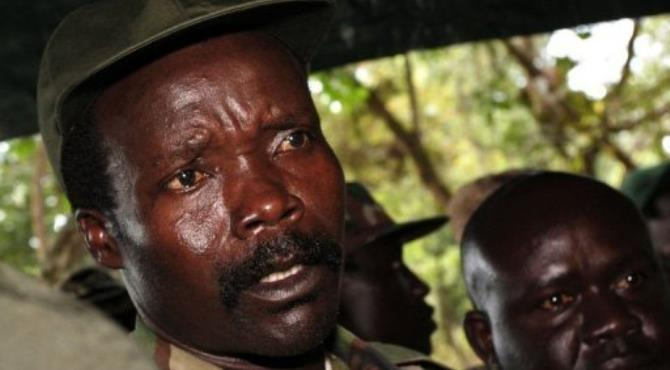 Joseph Kony is thought to be hiding in the jungles of the Central African Republic.  By Stuart Price (AFP/File)