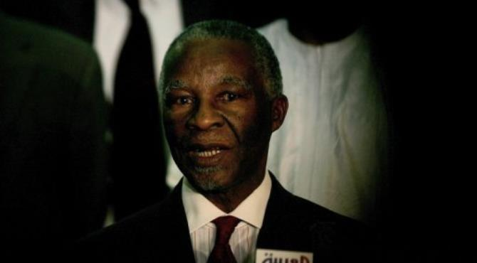Thabo Mbeki will urge Sudan and South Sudan to set out proposals to resolve their disputes.  By Ashraf Shazly (AFP/File)