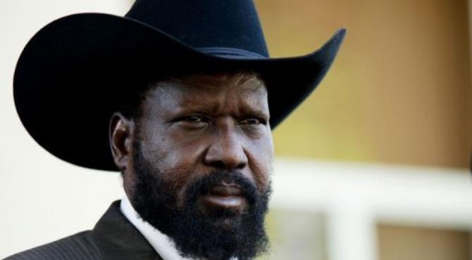 Kiir will meet his Chinese counterpart Hu Jintao later in the day for talks likely to focus on the dispute.  By Phil Moore (AFP)
