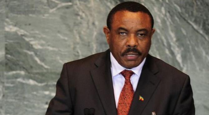 Hailemariam Desalegn, 47, was elected as new Ethiopian prime minister last week.  By Emmanuel Dunand (AFP/File)