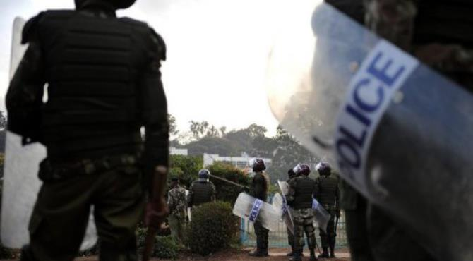 The Kenyan capital has been hit by a series of unclaimed attacks since late 2011.  By Tony Karumba (AFP/File)